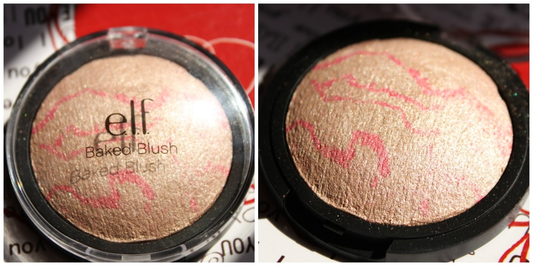e.l.f. baked blush