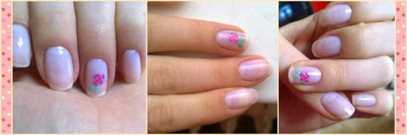nail rose