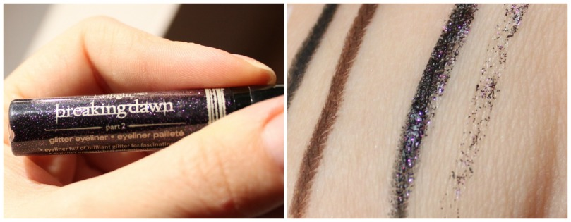 essence breaking down glitter eyeliner