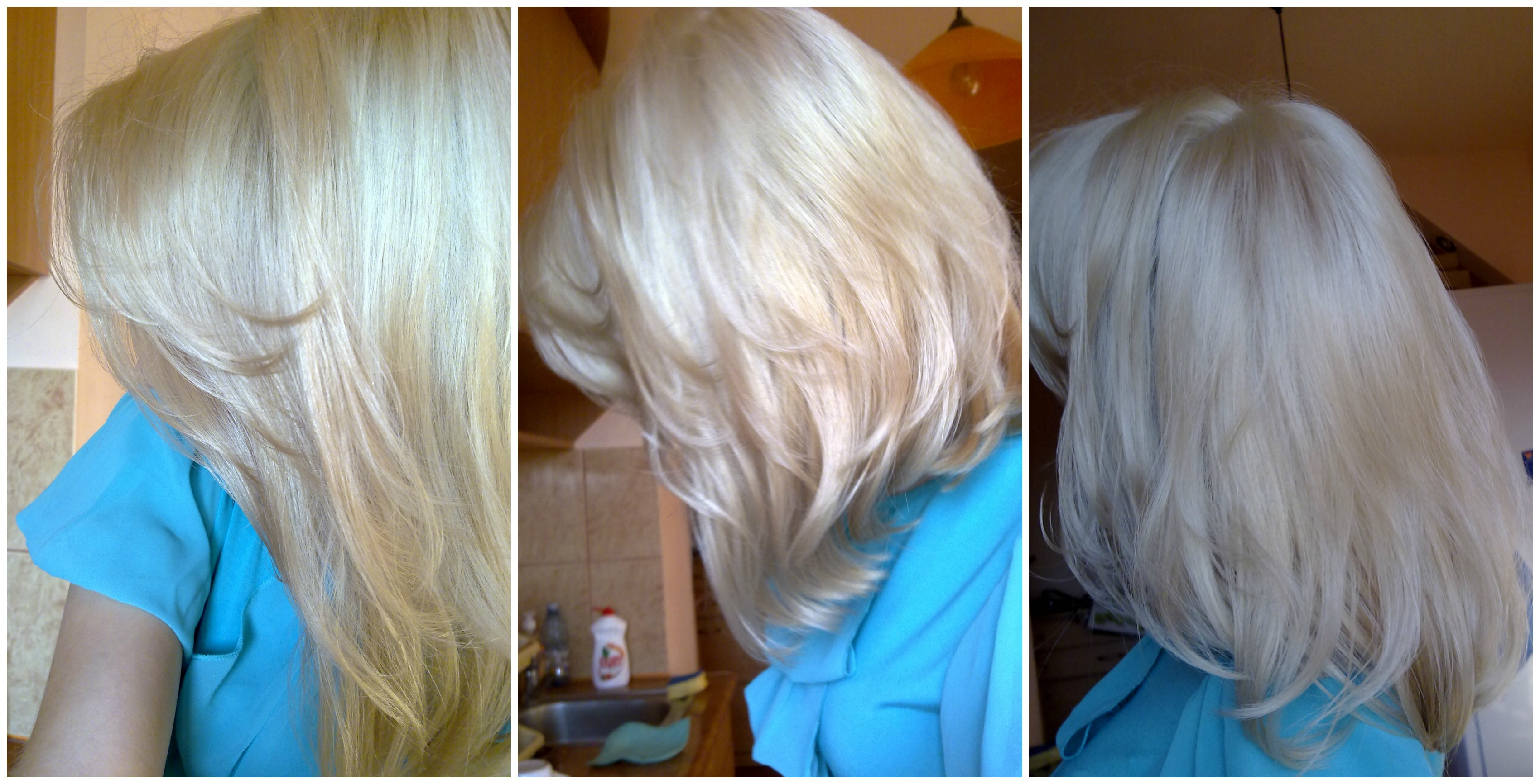 From Pearl Ash Blonde To Dark Ash Blonde