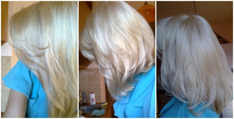 From Pearl Ash Blonde To Dark Ash Blonde Из блонда в
