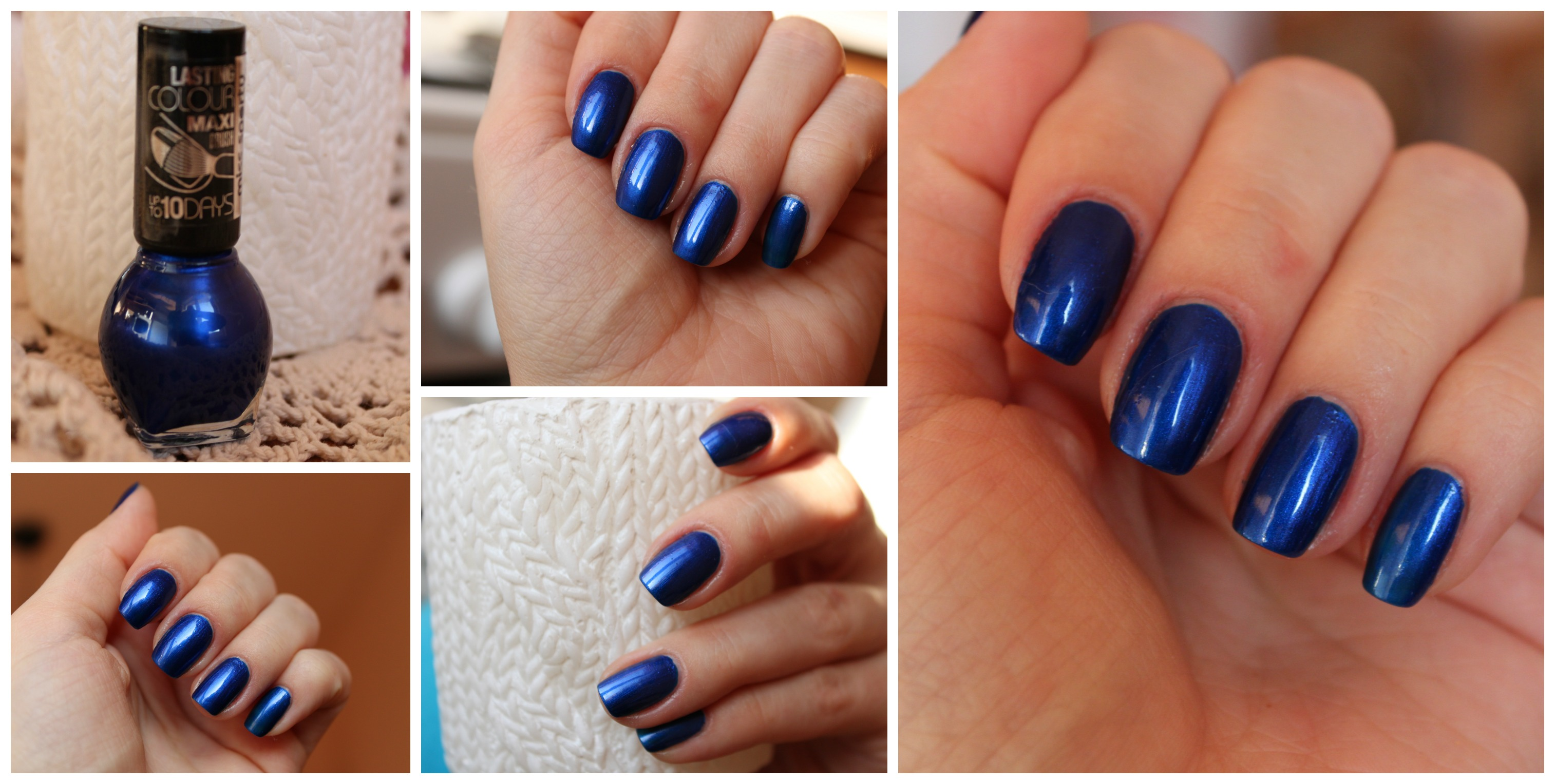 Miss Sporty Nail Polishes