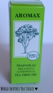 aromax tea tree