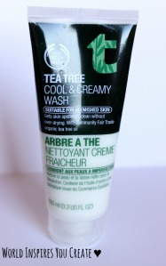 the body shop cool and creamy