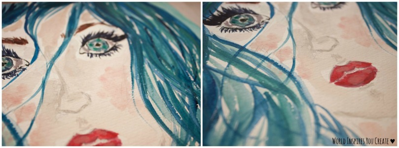 drawing girl 2