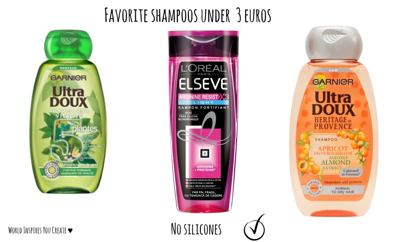 shampoos under 3