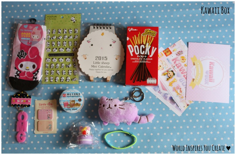 kawaii box review 2