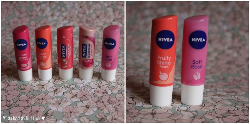 nivea lipbalms review