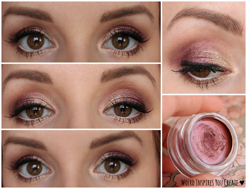 pomegranate maybelline makeup