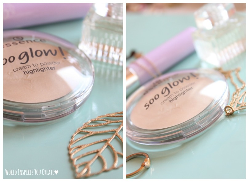 essence soo glow highlighter blog 1