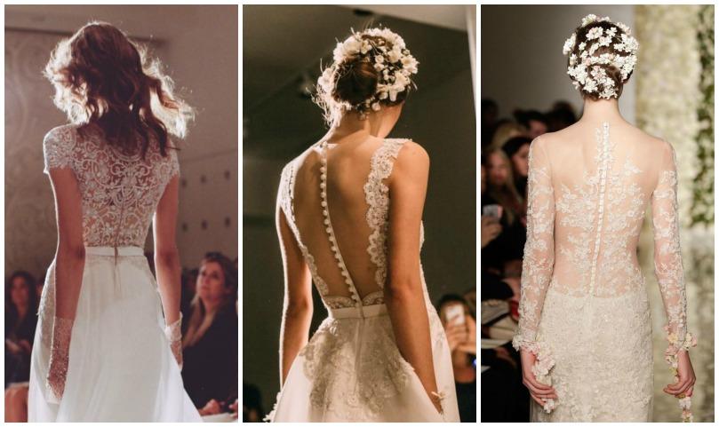 reem acra back bridal