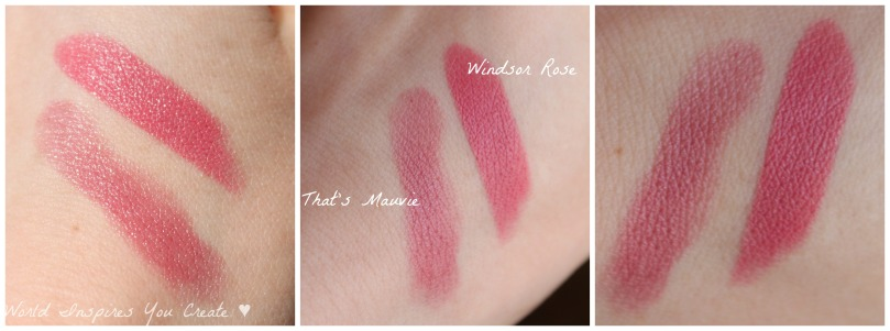 maybelline hydra extreme swatches