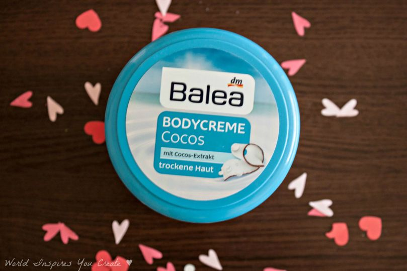 balea bodycreme cocos 1
