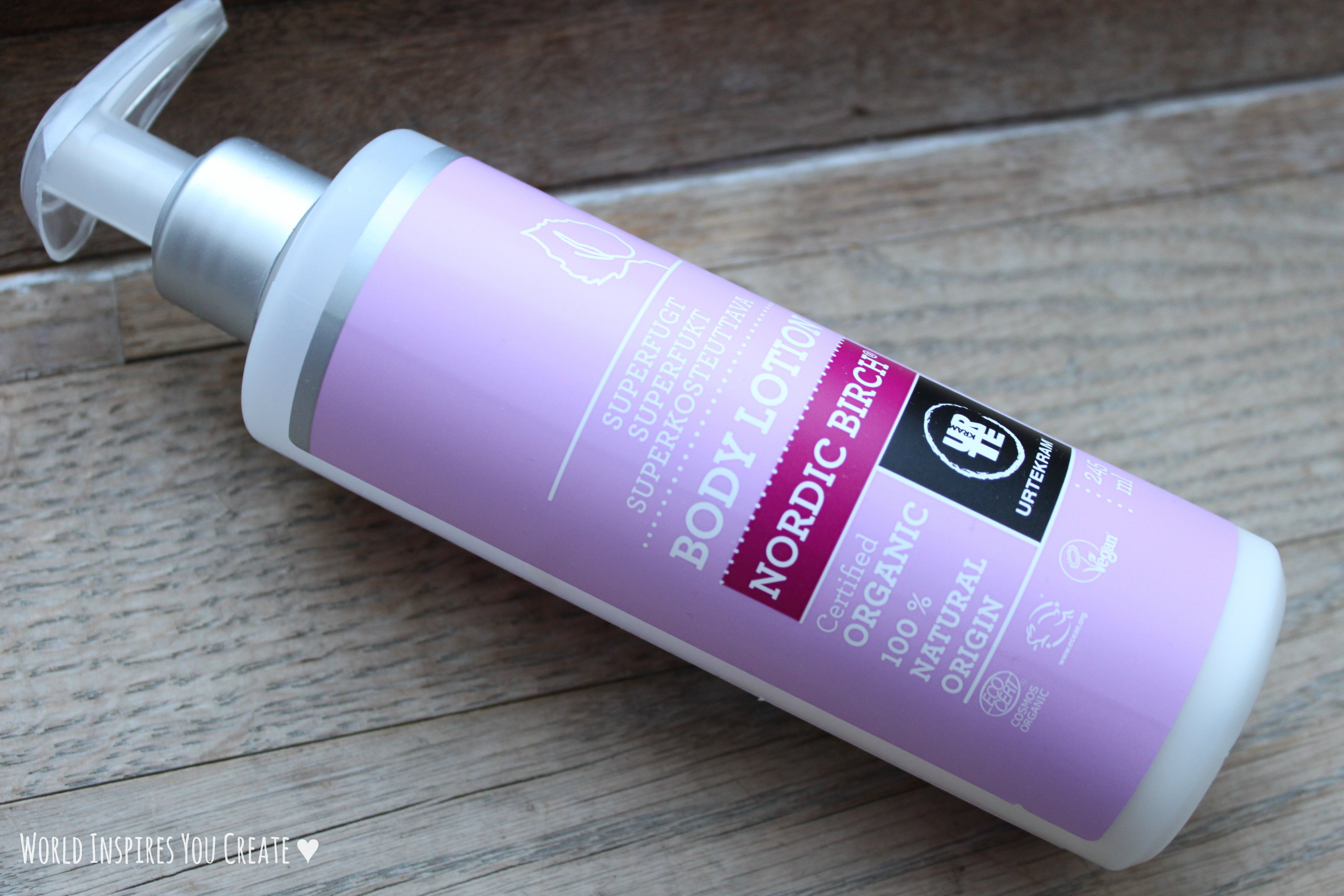 nordic birch shampoo recension