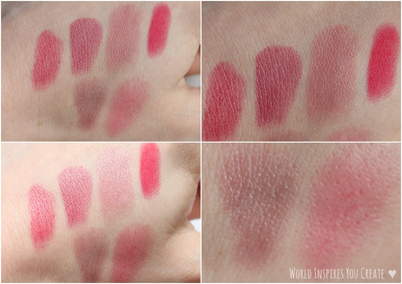 lipsticks swatch blog3